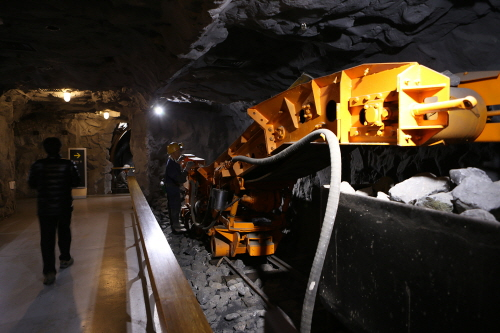 Taebaek Coal Museum, learn more about Korean coal industry!