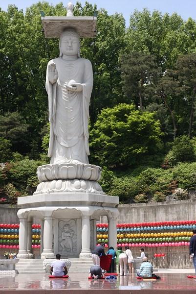Celebrate Buddha's birthday 2016