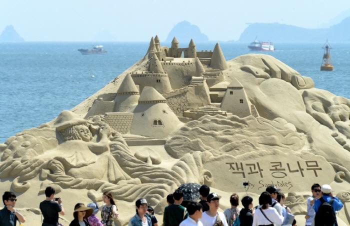 heundeu sand