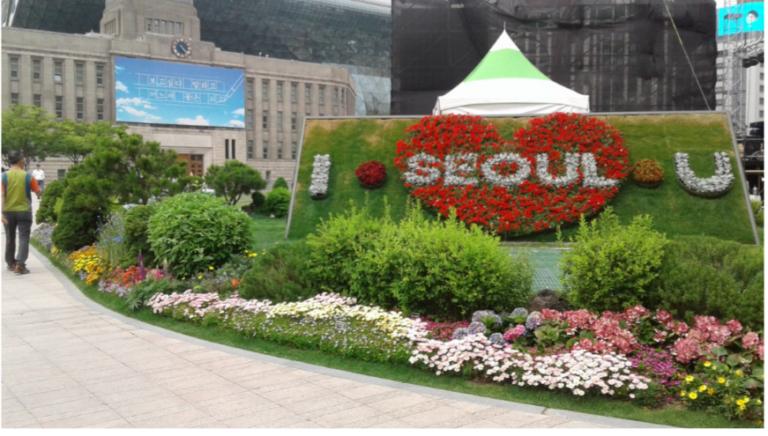 Lively Seoul @ Seoul Plaza