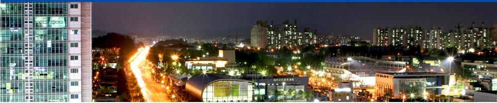 The green city, Wonju