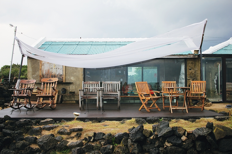 Best Cafe Beach In Jeju