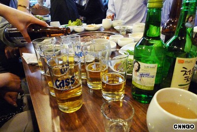 Drinking Culture in Korea