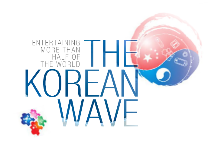 Korean wave or Hallyu!