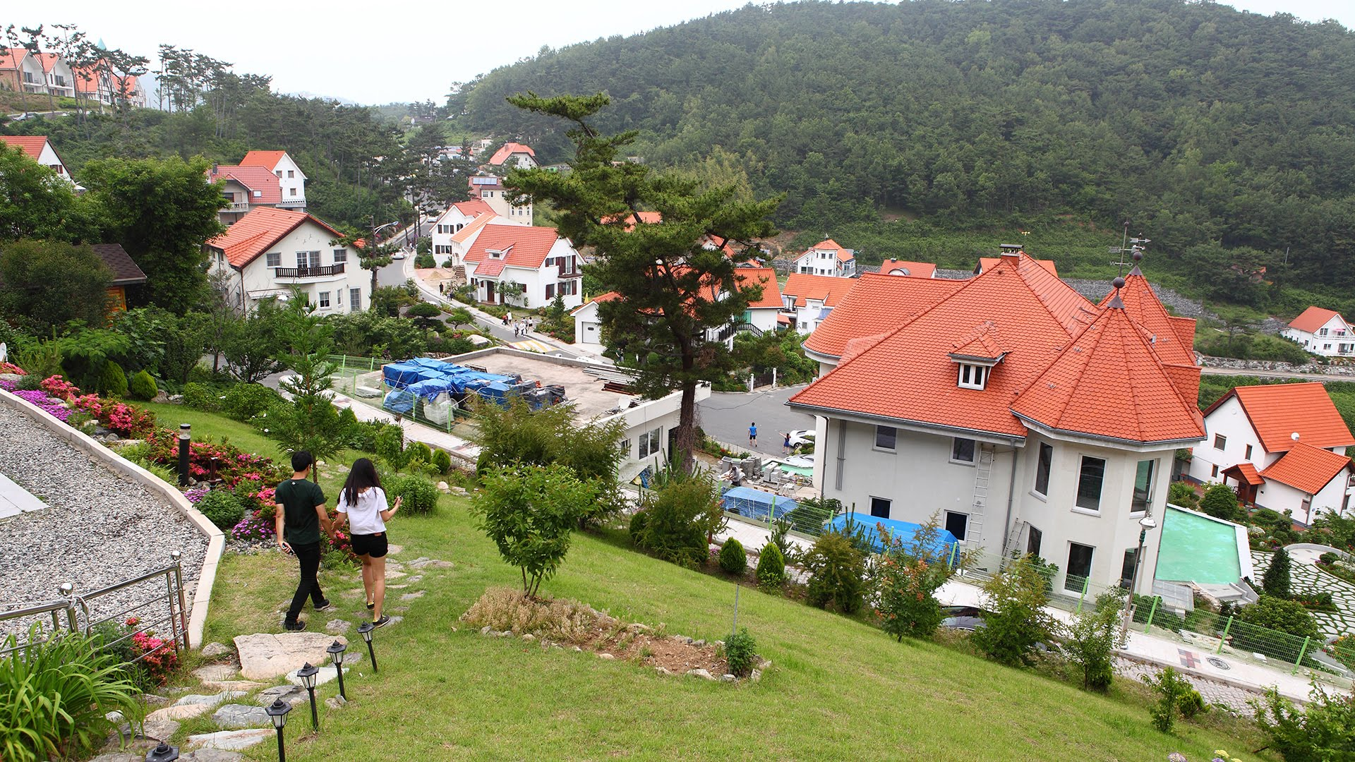 jerman village 1