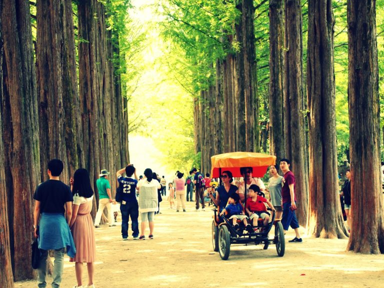 Must- visit Destinations in Chuncheon.