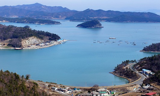 Mysterious island in Korea!