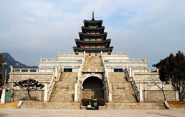 Museum tour in Seoul!