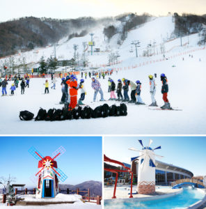 Host City of the 2018 Winter Olympics, Pyeongchang
