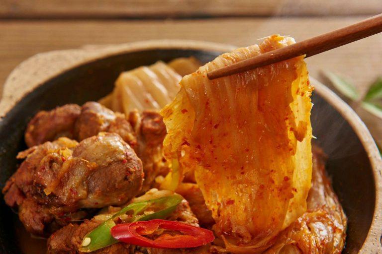 Irresistible Korean Taste – Hanokjib Kimchi Jjim!!