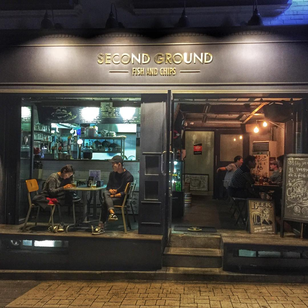 Best Rooftop restaurants and cafes in Seoul