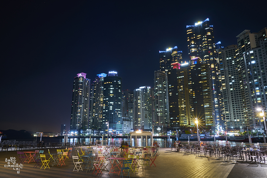 Where to see Busan city's best night view