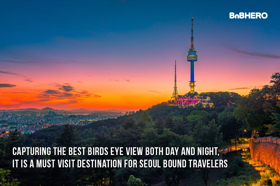 N Seoul Tower3