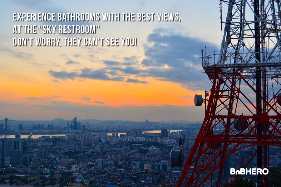 N Seoul Tower5
