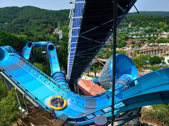 Hot Summer VS. Best Water Parks in Korea!