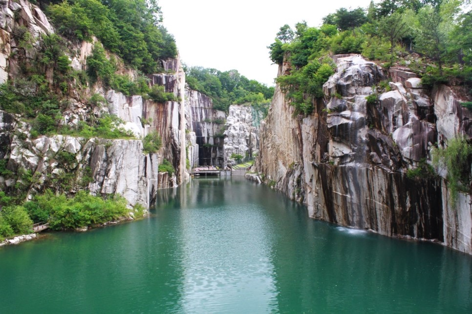 Shooting spot of K-drama – Pocheon Art Valley