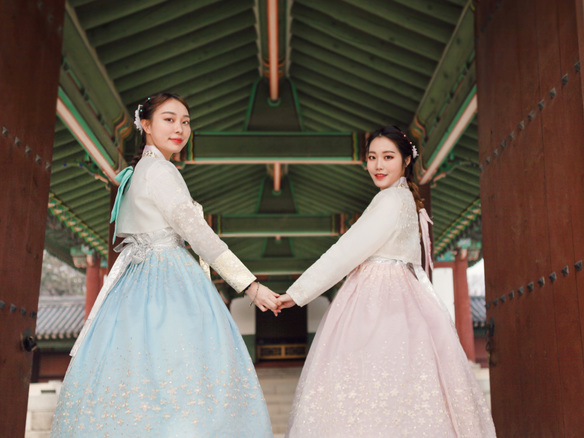 Hanboknam An Easy Way To Rent Hanbok Triptoday Anyone Can