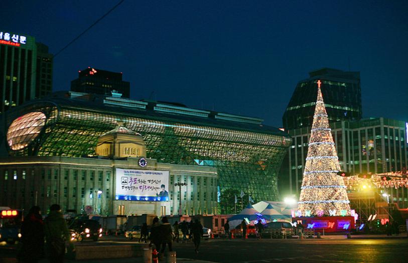 Seoul City hall ☆
