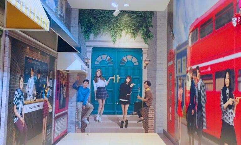 Meet Your K-pop Idol At SM Town Atrium