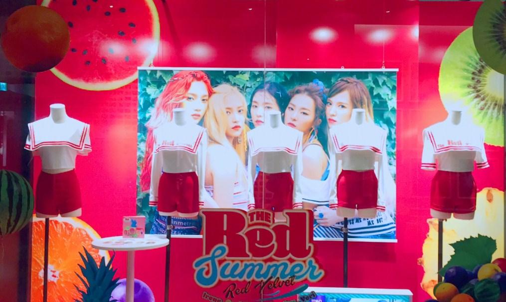 Meet Your K-pop Idol At SM Town Atrium - TripToday