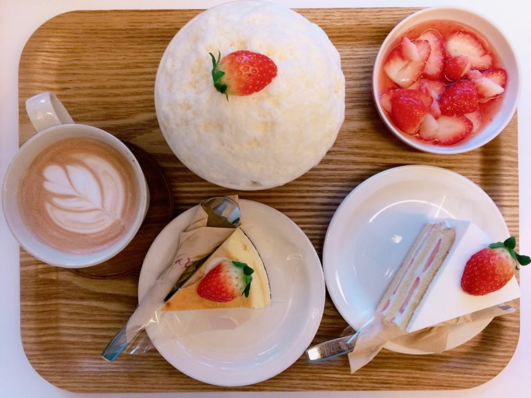 Unique cafe in Hongdae – Peony