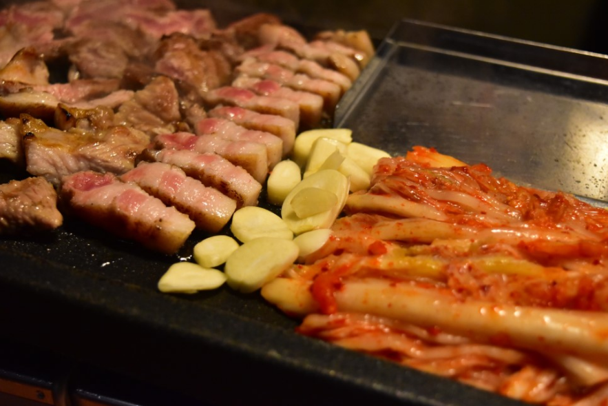 Korea Food Guide – Top 10 local Restaurants in Dongdaemun