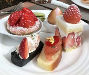 Recommended luxurious strawberry buffet in Seoul