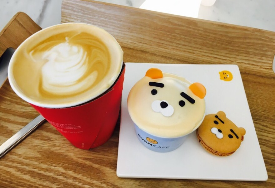 7 Cute Character Cafes In Korea