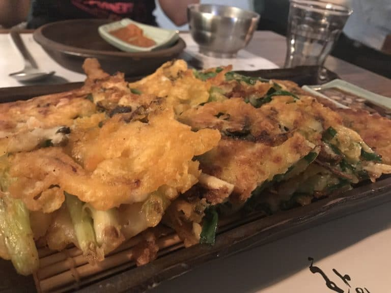 Meet Korean tradition: Pajeon and Makgeolli