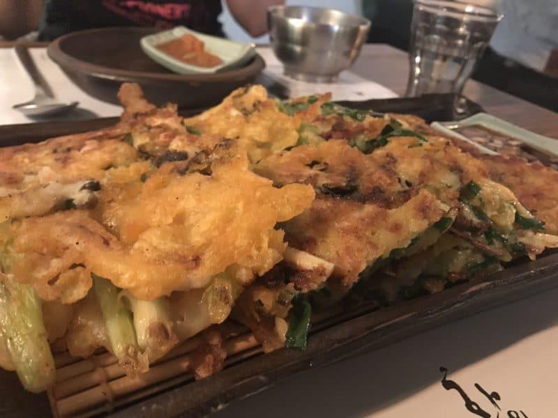 Meet Korean tradition: Pajeon and Makgeolli