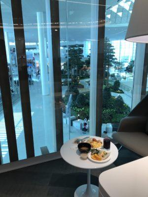 Incheon airport terminal 2 lounge: SPC lounge