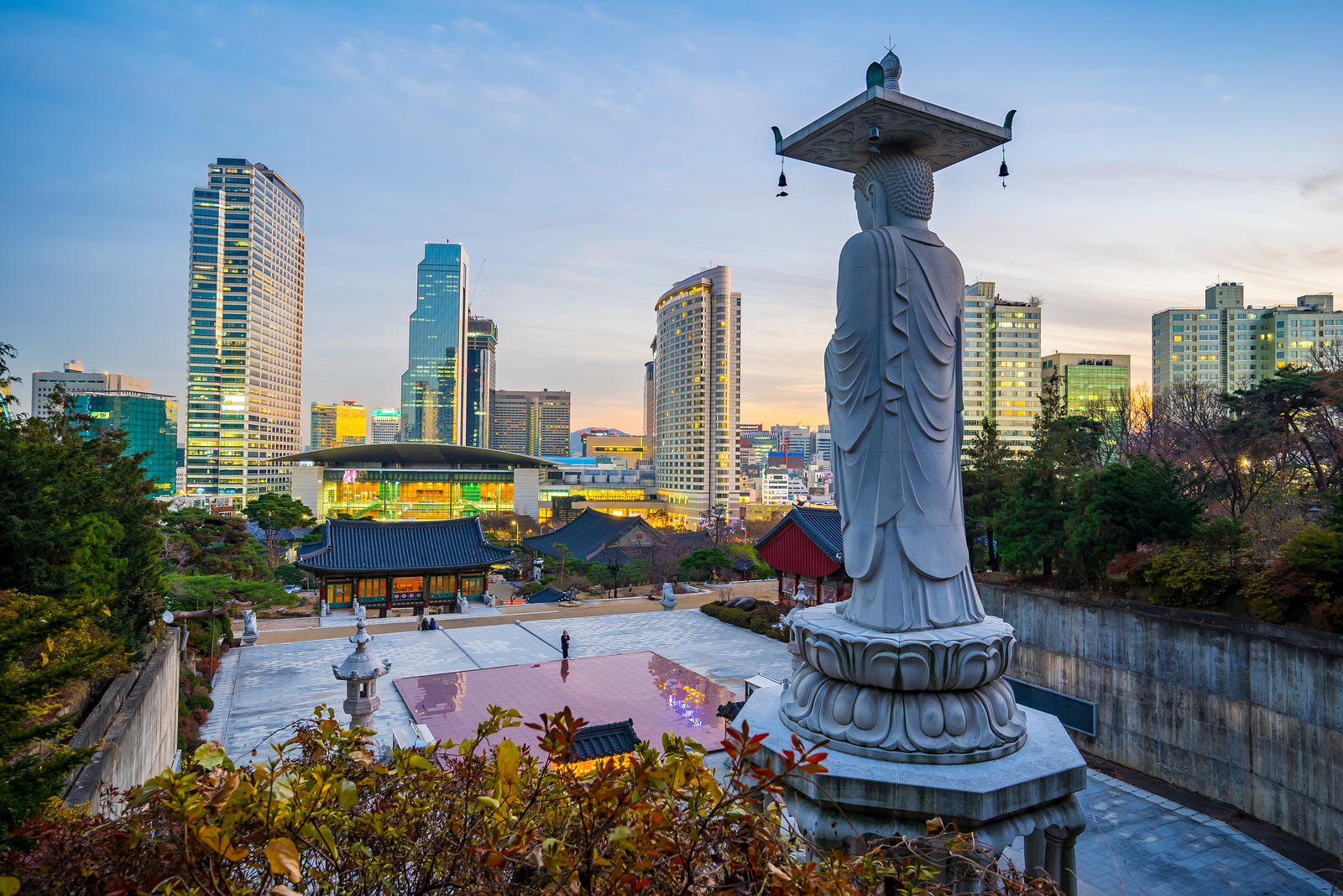 The Best 10 Photo Spots in Gangnam that you may not know