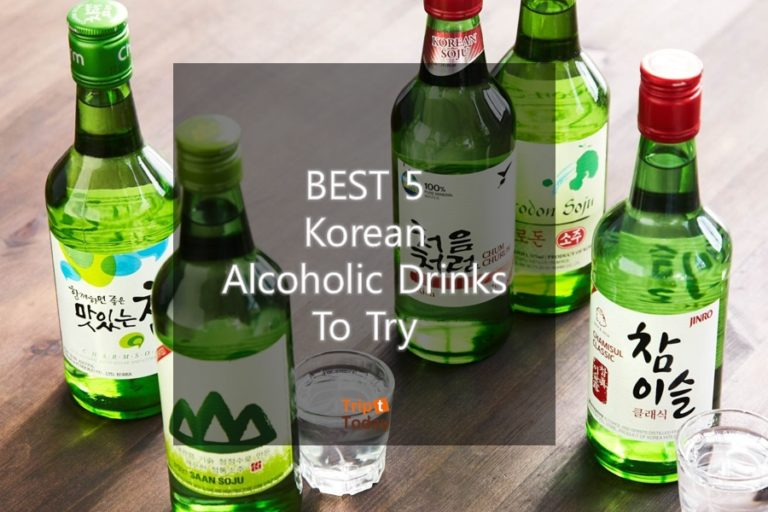 5 Best Korean Alcoholic Drinks to try