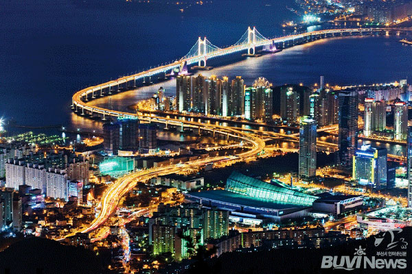 5 Best Place for BUSAN Night View