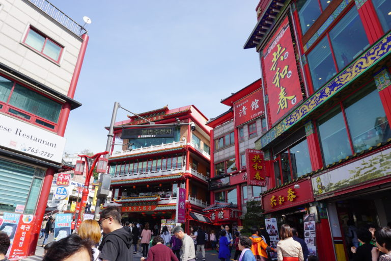 Incheon Chinatown – A must go place for food lover