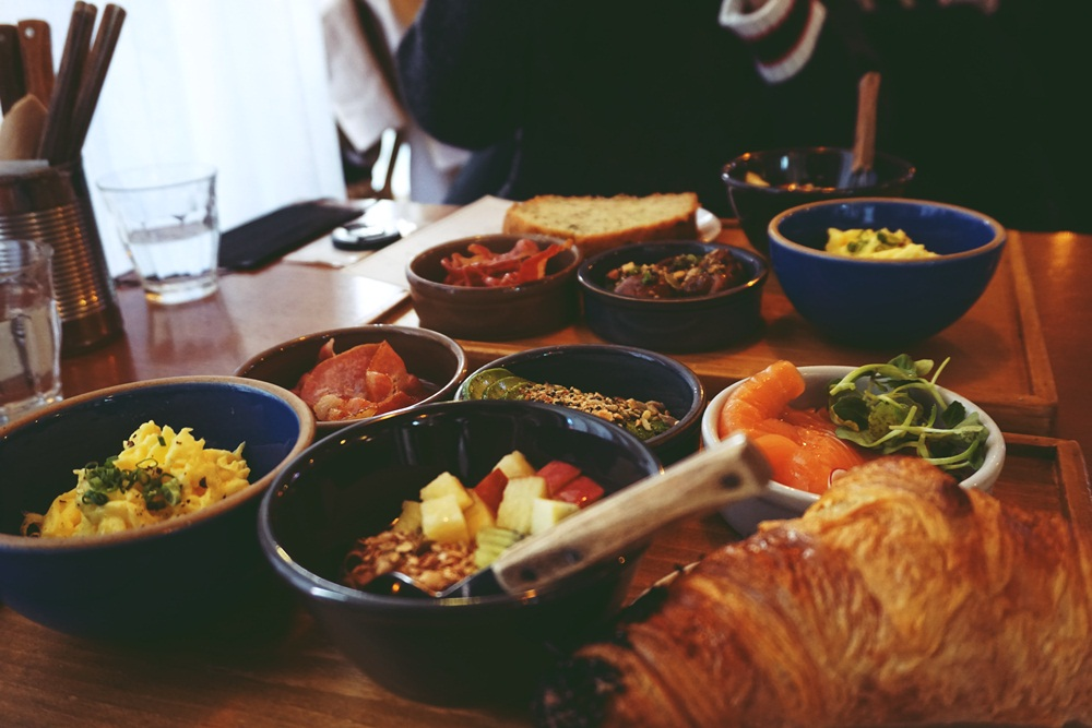 One of the best brunch restaurants in Seoul – GRAIN